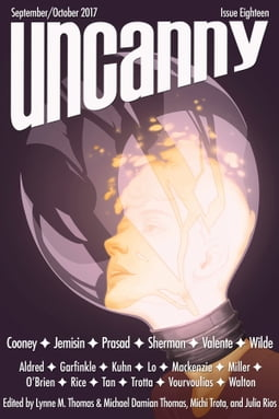 Uncanny Magazine Issue 18