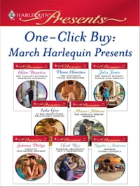 One-Click Buy: March 2009 Harlequin Presents: The Italian's Ruthless Marriage Command\The Spaniard…