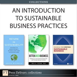 Book An Introduction to Sustainable Business Practices (Collection) by Brian Clegg