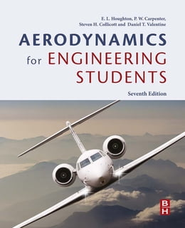 Book Aerodynamics for Engineering Students by E. L. Houghton