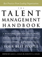 The Talent Management Handbook by Lance A. Berger