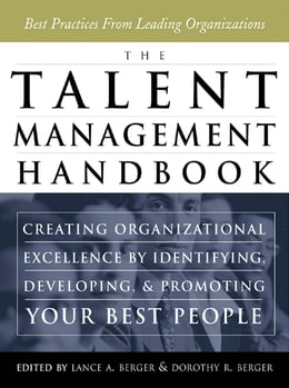 Book The Talent Management Handbook by Lance Berger