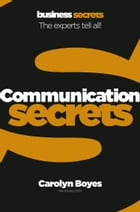 Communication (Collins Business Secrets) by Carolyn Boyes