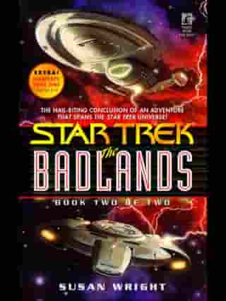 The Badlands Book Two by Susan Wright