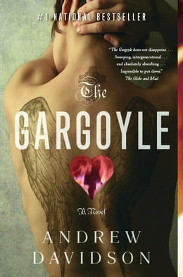 Book The Gargoyle by Andrew Davidson