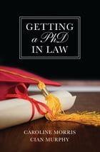 Getting a PhD in Law