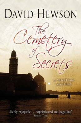 Book The Cemetery of Secrets by David Hewson