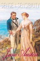 Sense and Sensibility: Beautiful colored illustrations, Free Audiobook Links by Jane Austen