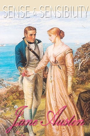 Sense and Sensibility: Beautiful colored illustrations, Free Audiobook Links