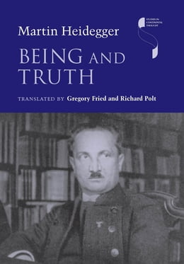 Book Being and Truth by Martin Heidegger