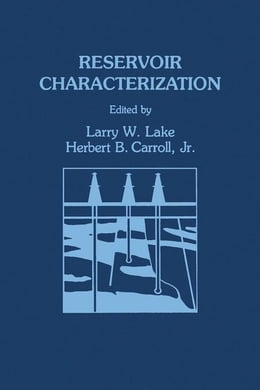 Book Reservoir Characterization by Lake, Larry