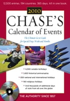CHASES CALENDAR 2010 53E BK by EDITORS OF CHASES