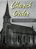 Church Order by Reformed Churches in the Netherlands