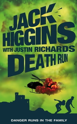 Book Death Run by Jack Higgins