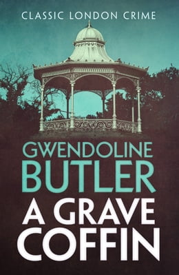 Book A Grave Coffin by Gwendoline Butler