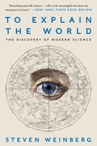 To Explain the World Cover Image