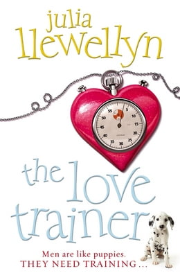 Book The Love Trainer by Julia Llewellyn
