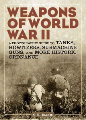 Weapons of World War II A Photographic Guide to Tanks,  Howitzers,  Submachine Guns,  and More Historic Ordnance