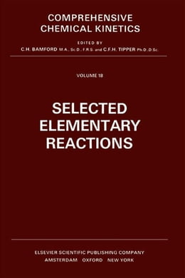 Book Selected Elementary Reactions by Compton, R.G.