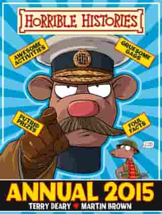Horrible Histories Annual 2014 by Terry Deary
