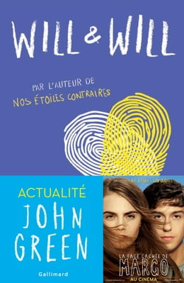 Book Will et Will by John Green