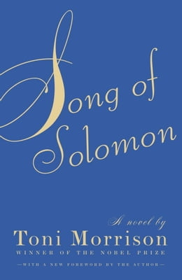 Book Song of Solomon by Toni Morrison