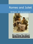 Romeo And Juliet by Shakespeare,William