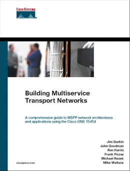 Book Building Multiservice Transport Networks by Jim Durkin