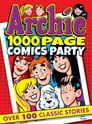 Archie 1000 Page Comics Party Cover Image