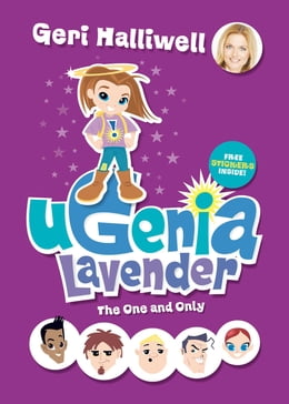 Book Ugenia Lavender the One and Only by Geri Halliwell