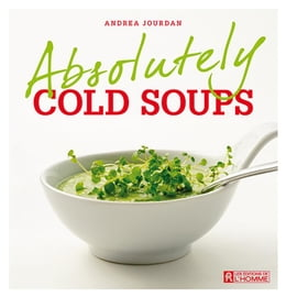 Book Absolutely cold soups by Andrea Jourdan