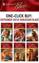One-Click Buy: September 2010 Harlequin Blaze: Sweet Surrender\Her Private Treasure\Hot-Blooded…