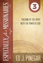 Especially for Missionaries, vol. 3 by Pinegar