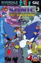 Sonic The Hedgehog #290: Genesis of a Hero Part Three by Ian Flynn