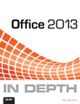 Book Office 2013 In Depth by Joe Habraken