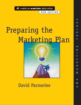 Book Preparing the Marketing Plan by Parmerlee, David