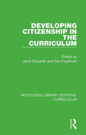 Developing Citizenship in the Curriculum