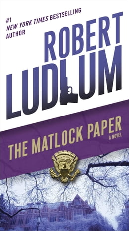 Book The Matlock Paper: A Novel by Robert Ludlum