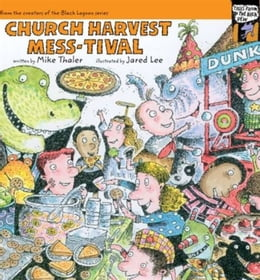 Book Church Harvest Mess-tival by Mike Thaler