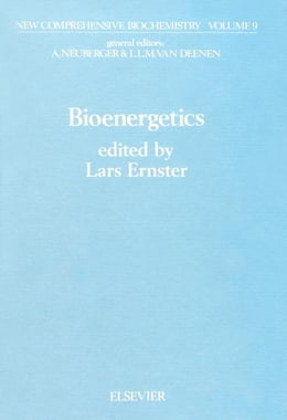 Book Bioenergetics by Ernster, L.