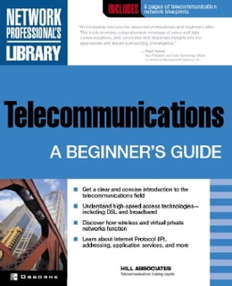 Book Telecommunications: A Beginner's Guide by Hill Associates, Inc.