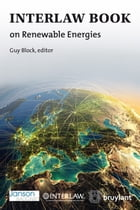 Interlaw Book on Renewables Energies by Guy Block