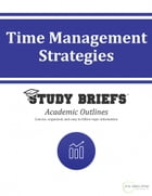Time Management Strategies by Little Green Apples Publishing, LLC ™