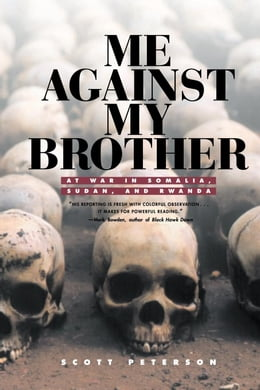 Book Me Against My Brother by Peterson, Scott