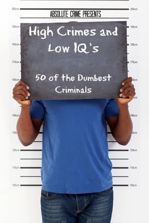High Crimes and Low IQs 50 of the Dumbest Criminals