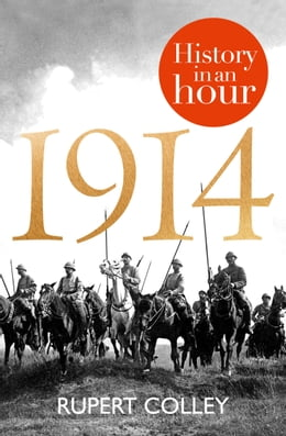 Book 1914: History in an Hour by Rupert Colley