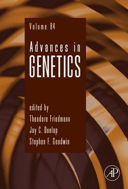 Book Advances in Genetics by Theodore Friedmann