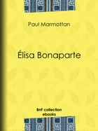 Élisa Bonaparte by Paul Marmottan