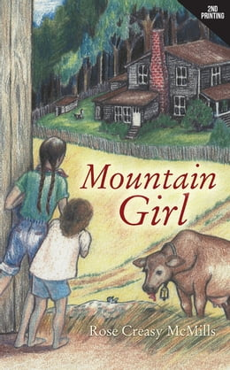 Book Mountain Girl by Rose McMills