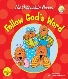 Book The Berenstain Bears Follow God's Word by Jan & Mike Berenstain